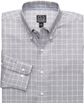 Gray Checked Shirt