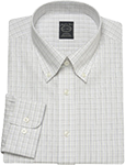 Business casual attire business casual work clothing for Joseph feiss non iron dress shirt