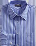 China Blu Stripe