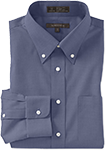 Navy Pinpoint Shirt