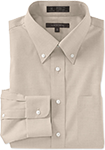 Stone Pinpoint Shirt
