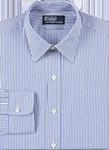 Blue Andrew Stripe