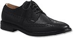 Black Blucher Shoe