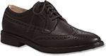Brown Blucher Shoe