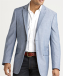 Chambray Trim Fit